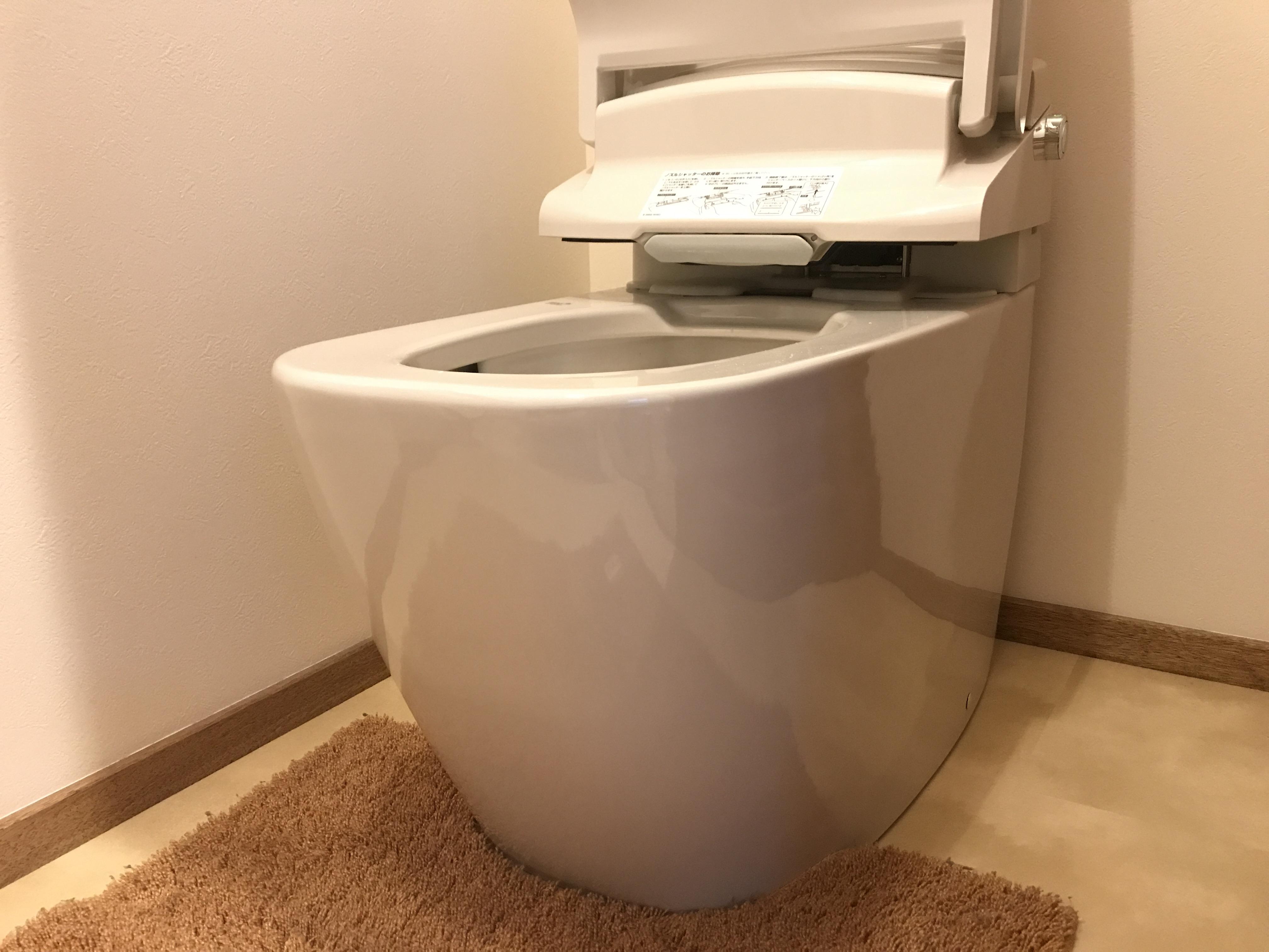 トイレ タンク 後悔 レス